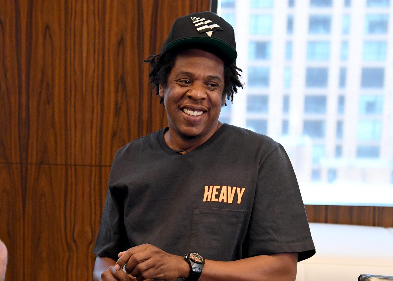 Jay-Z, Roc Nation Invest In Digital Sports Platform Fanatics Now Valued At $18 Billion
