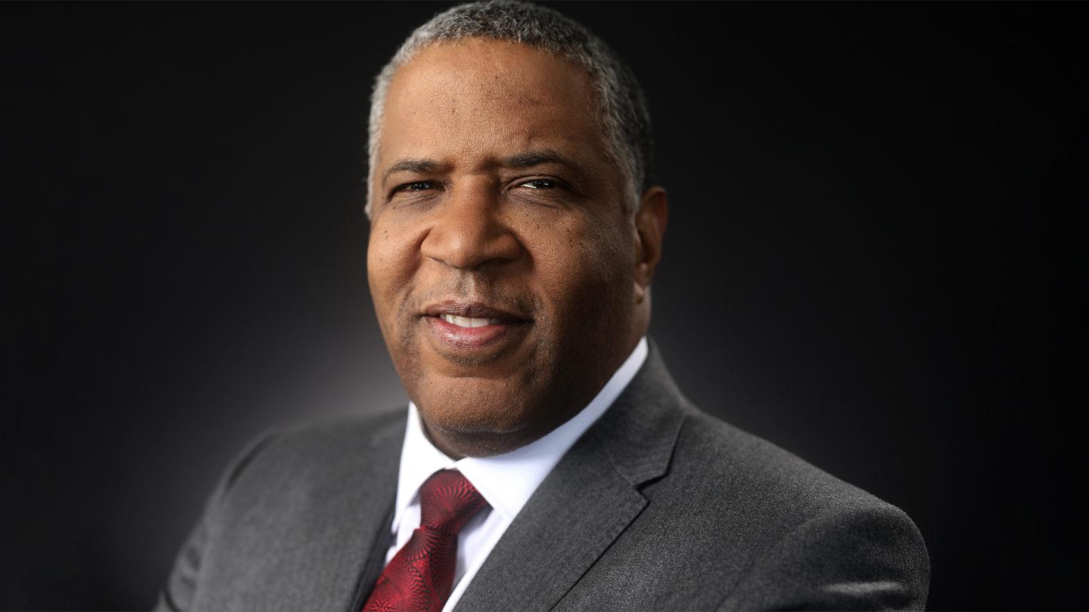 Meet Robert F. Smith, A Philanthropist, HBCU Advocate And The Wealthiest Black Man In America